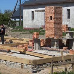 Budowa - odtworzenie budynku mieszkalnego i budynku gospodarczego na wzór historycznej zagrody jamneńskiej z II poł. XIX w