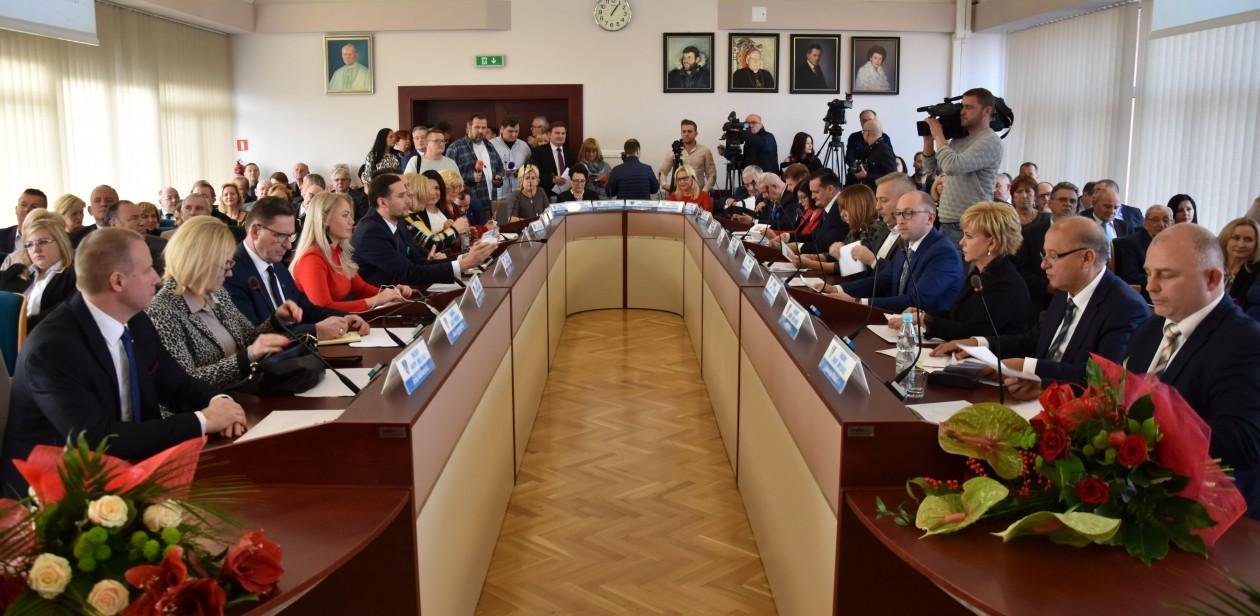 IV sesja Rady Miejskiej