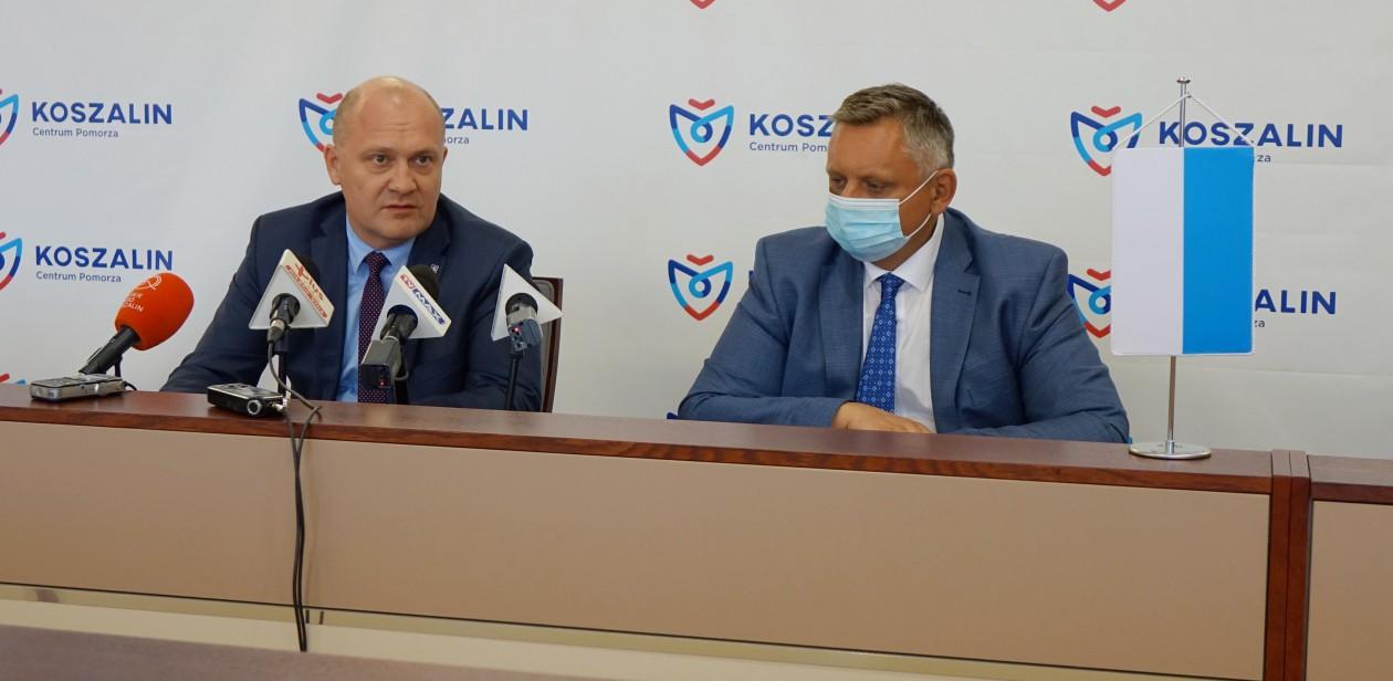 Piotr Jedliński i Piotr Krzystek