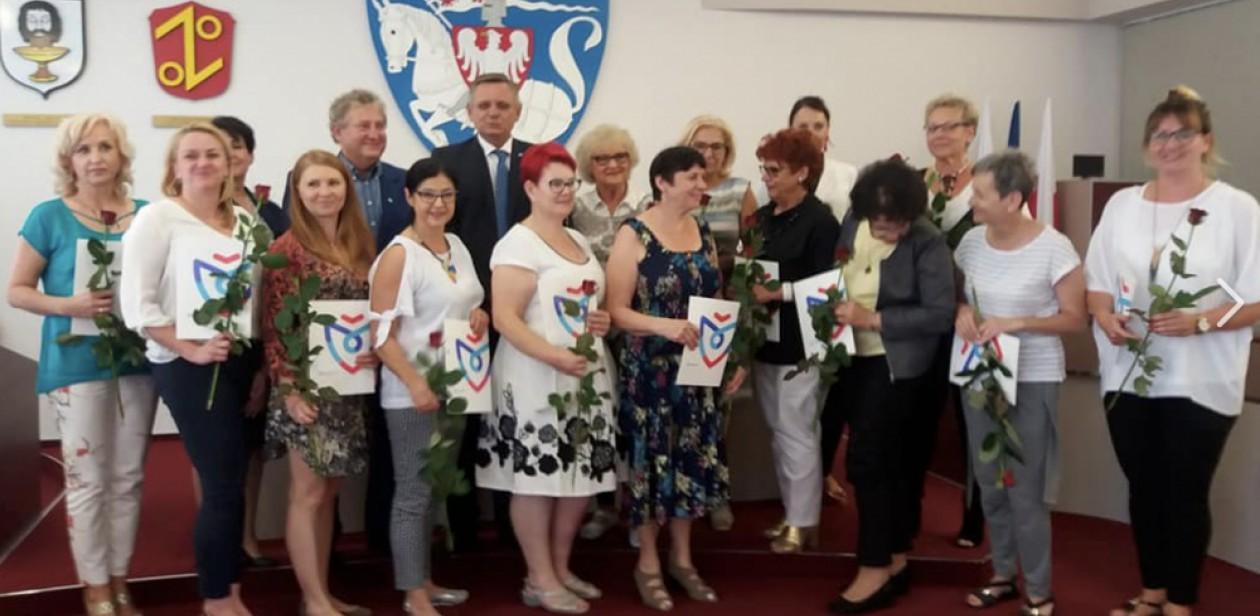 Ustępująca Koszalińska Rada Kobiet