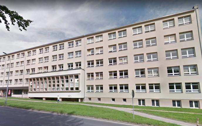 Zdjęcie budynku Centrum Usług Społecznych