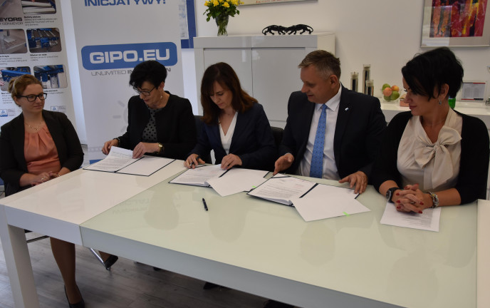 Umowa GIPO z CKU
