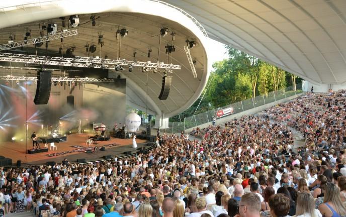 koncert sanah w Koszalinie