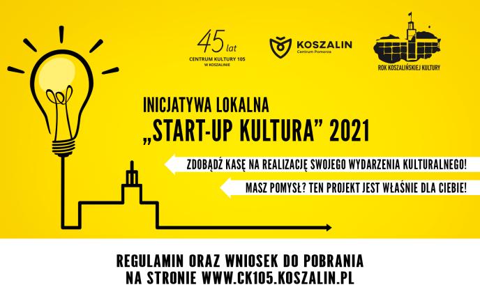 Start-up Koszalin  Plakat