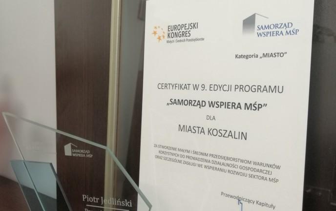 """9. Edycja Programu """"Samorząd wspiera MŚP"""""""