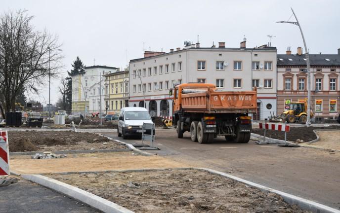 Przebudowa ulic Zwycięstwa-Pileckiego-Stawisińskiego
