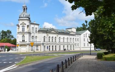 Budynek Muzeum w Koszalinie przy ulicy Młyńskiej 37-39