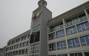 Na zdjęciu koszaliński Ratusz