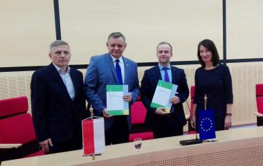 Umowa w Neubrandenburgu