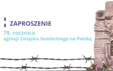 79. rocznica agresji ZSRS na Polskę