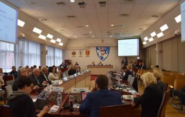 XVIII sesja Rady Miejskiej