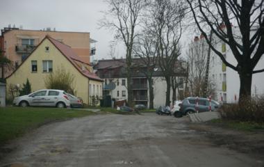 ulica Odrodzenia