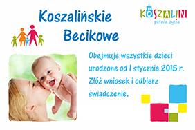 Przejdź do: Koszalińskie Becikowe